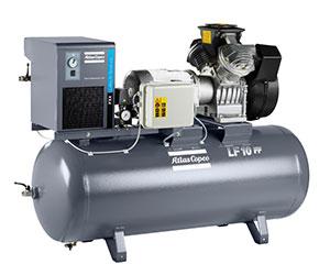 Atlas Copco Air Compressor Equipment & Services - P-A