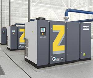 Atlas Copco - ZE & ZA Series